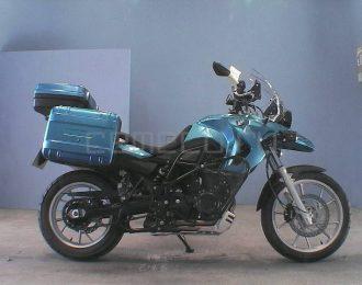 Мотоцикл BMW F650GS
