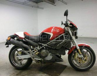 Ducati Monster S4 Fogarty