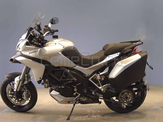 Ducati Multistrada 1200 S Touring (2)