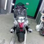 Мотоцикл Suzuki Hayabusa 1300