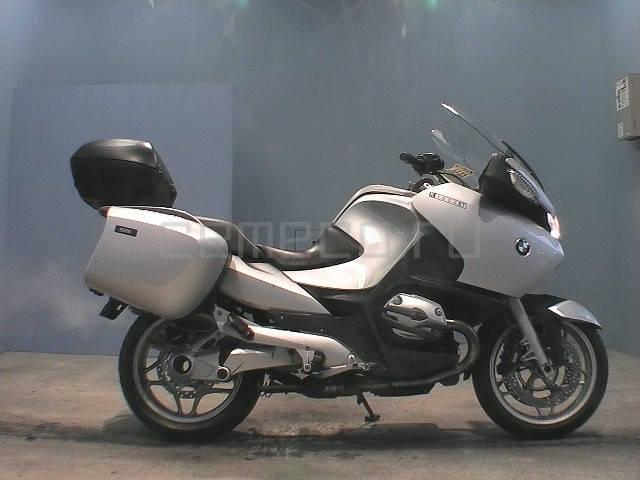 Мотоцикл БМВ R1200RT (1)