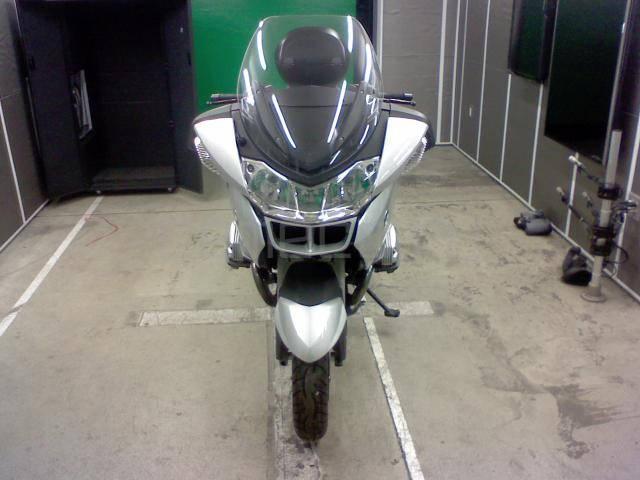 Мотоцикл БМВ R1200RT (4)