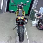 Мотоцикл Suzuki DR Z400 SM