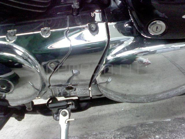 Suzuki Intruder Classic 400 (3)