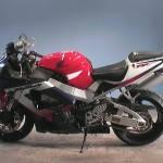 Мотоцикл Honda CBR 900 RR