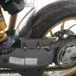 Мотоцикл Ducati Hypermotard 1100 S