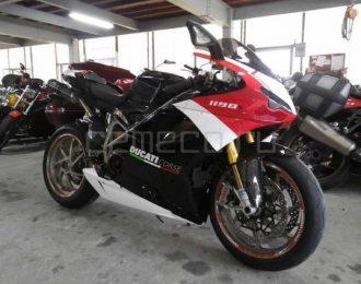 Мотоцикл Ducati 1198 S