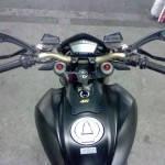 Мотоцикл Ducati StreetFighter 848