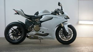 Мотоцикл Ducati 1199 Panigale