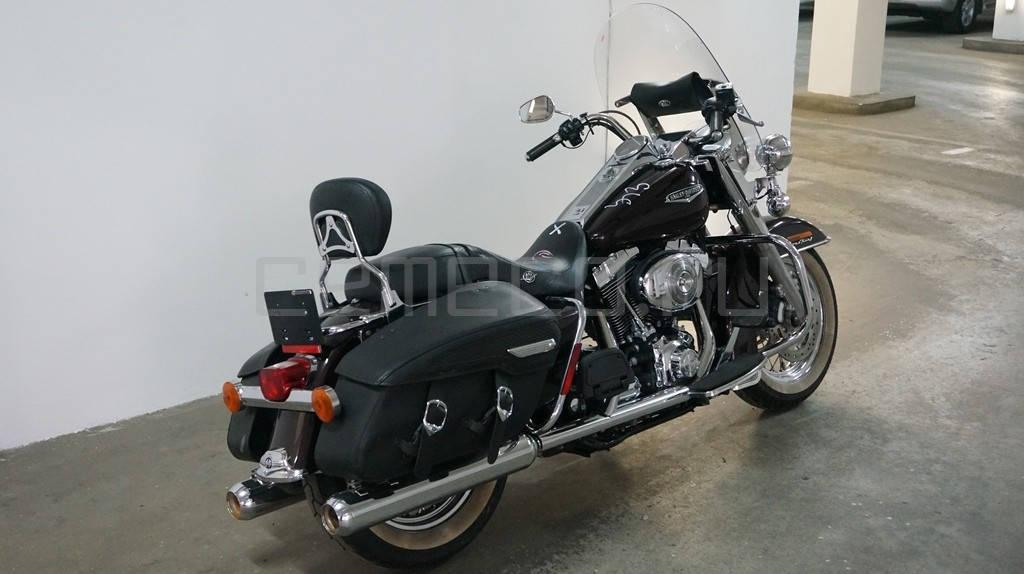 Harley Davidson FLHRC Road King 2006 (2)