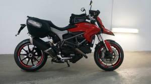 Мотоцикл Ducati HyperStrada 2013