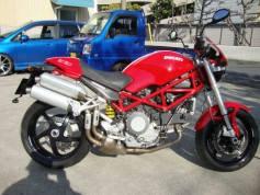 Мотоцикл Ducati Monster S2R 1000