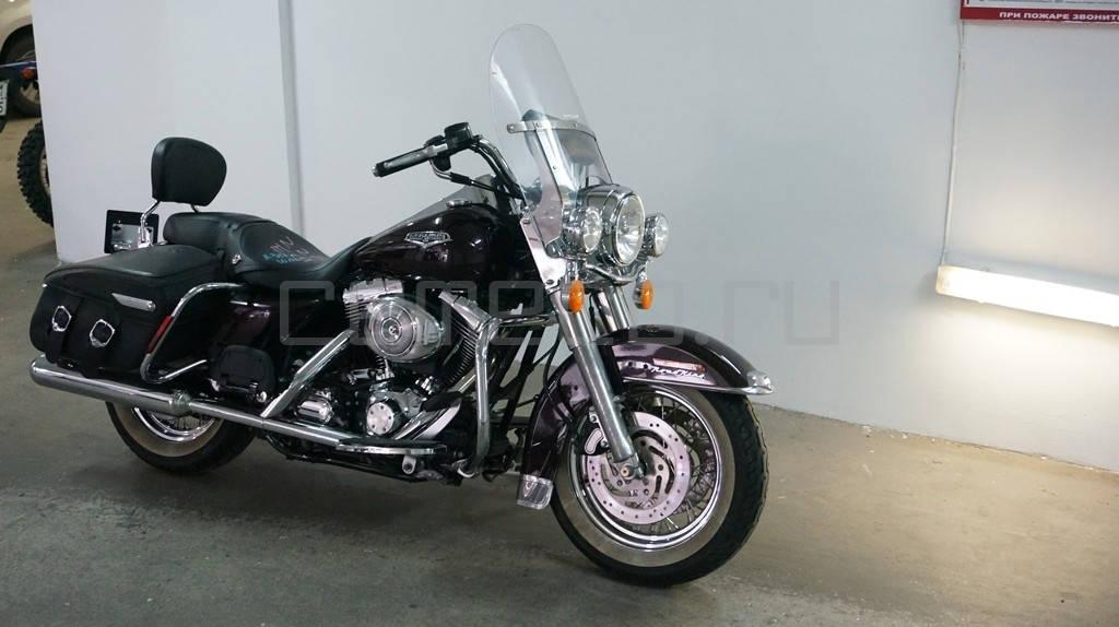 Harley Davidson FLHRC Road King 2006 (3)