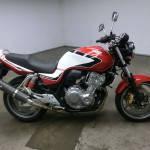 Honda CB 400 Super Four Hyper VTEC 4