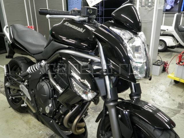 Мотоцикл Kawasaki ER-6N (16)