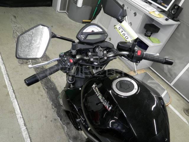 Мотоцикл Kawasaki ER-6N (12)