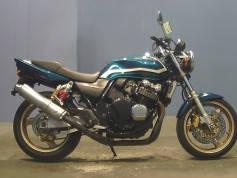 Мотоцикл Honda CB400 Super Four Vtec