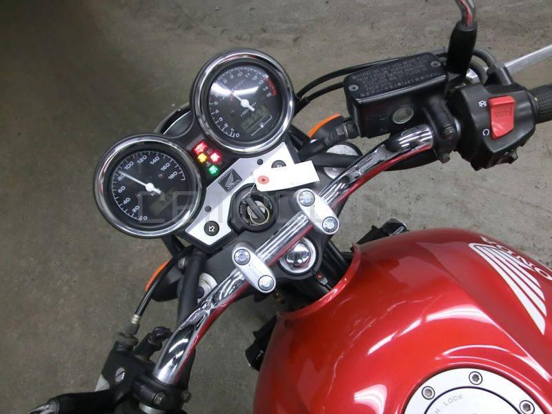 honda cb400 super four hyper vtec Honda CB750 Brat Custom Honda CB400SF