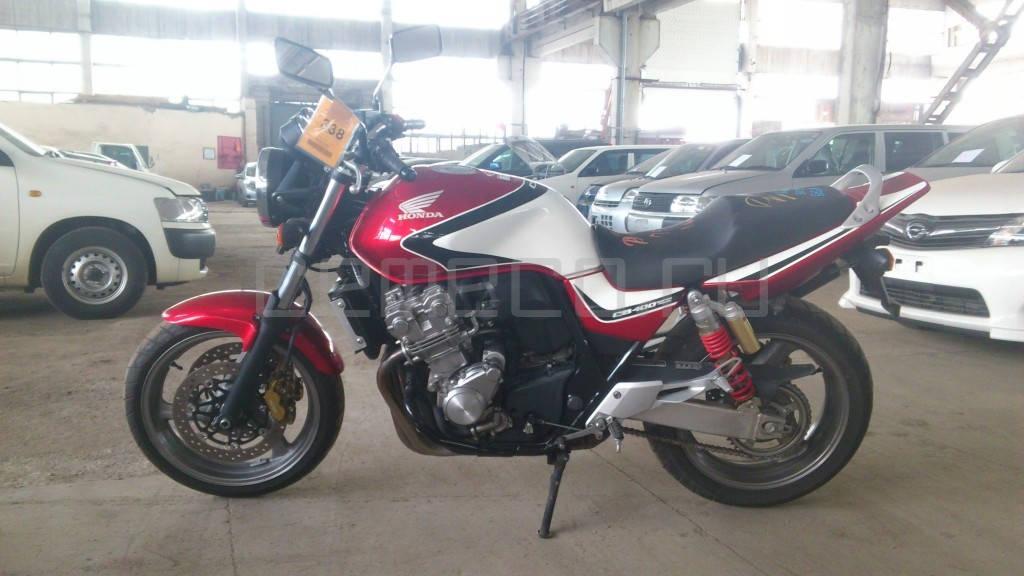Honda cb400 hyper vtec - 77.2KB