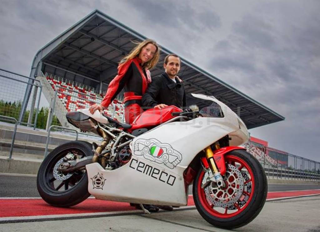 2-й этап Ducati Cup 2014 (2)