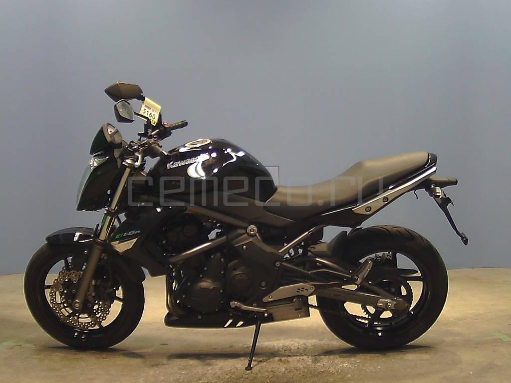 Мотоцикл Kawasaki ER-6N (5)