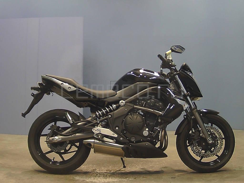 Мотоцикл Kawasaki ER-6N (2)