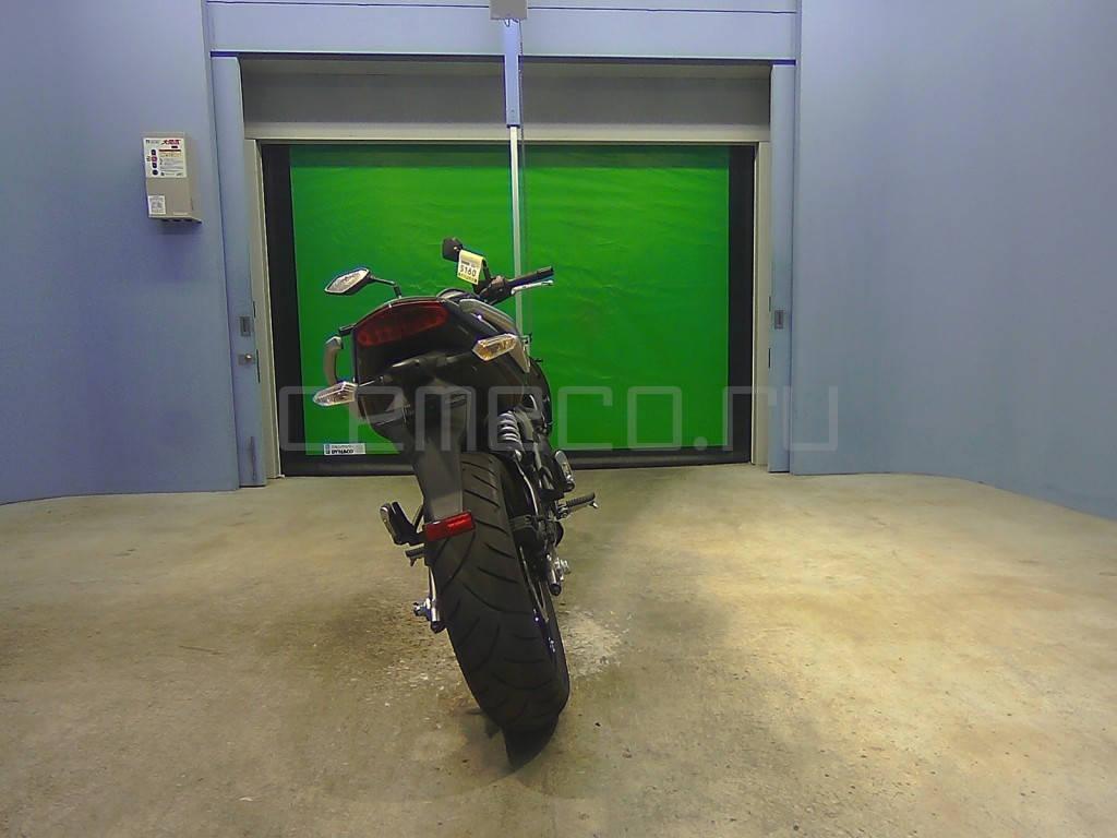 Мотоцикл Kawasaki ER-6N (4)