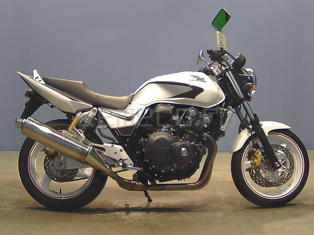мотоцикл honda cb 400 новый