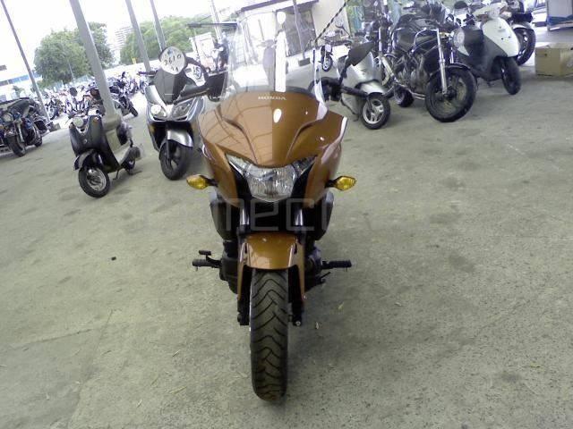 Honda CTX700 (3)