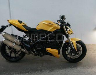 Ducati Street Fighter 848 2012