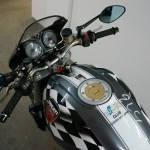 Ducati Monster S4 grey