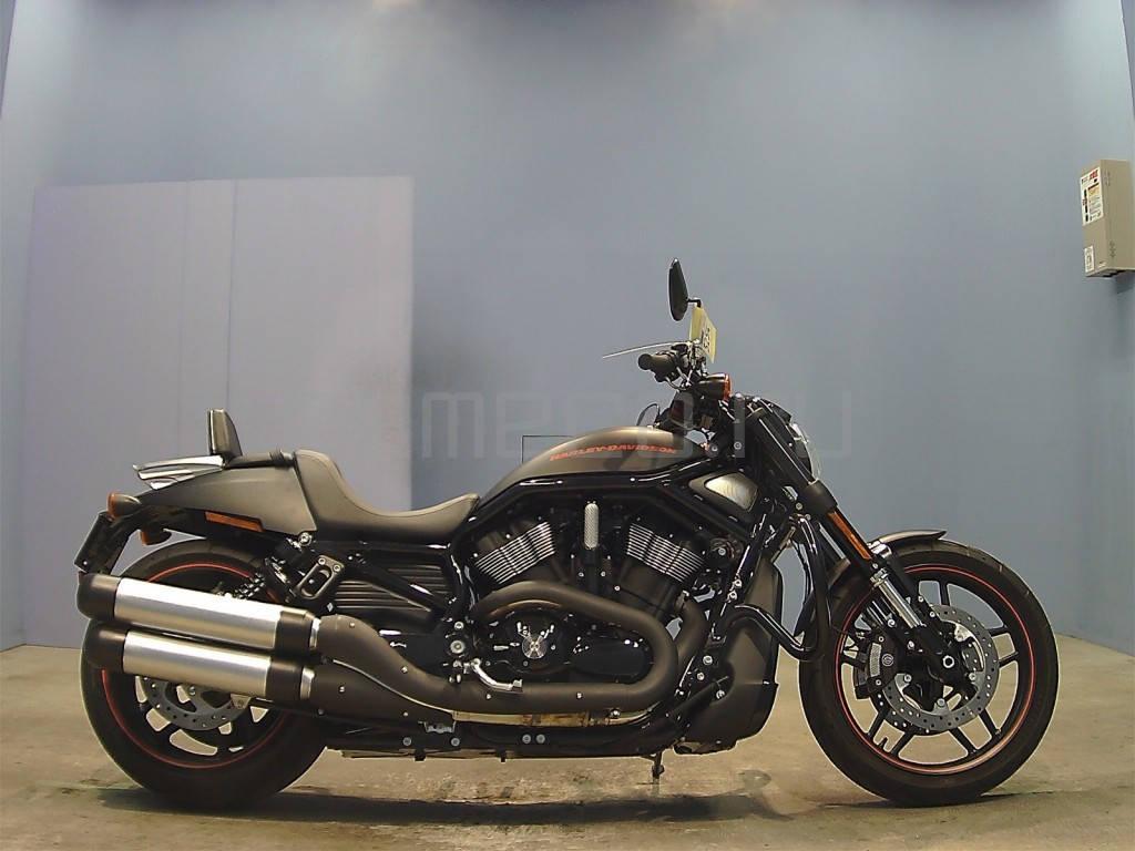 Harley-Davidson Night Rod Special VRSCDX (2)