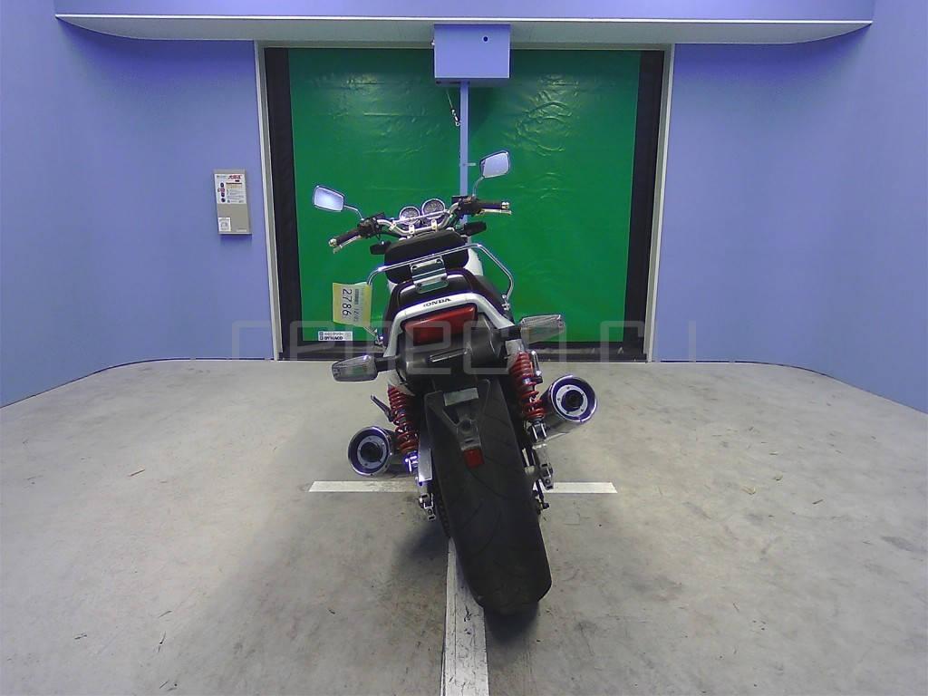 Мотоцикл Хонда Х4 (4)