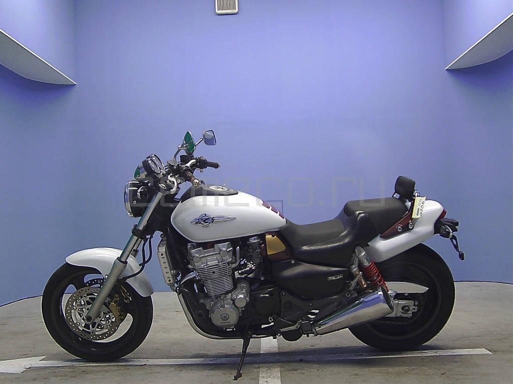 Мотоцикл Хонда Х4 (5)