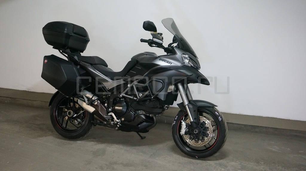 Ducati Multistrada 1200 GT (3)