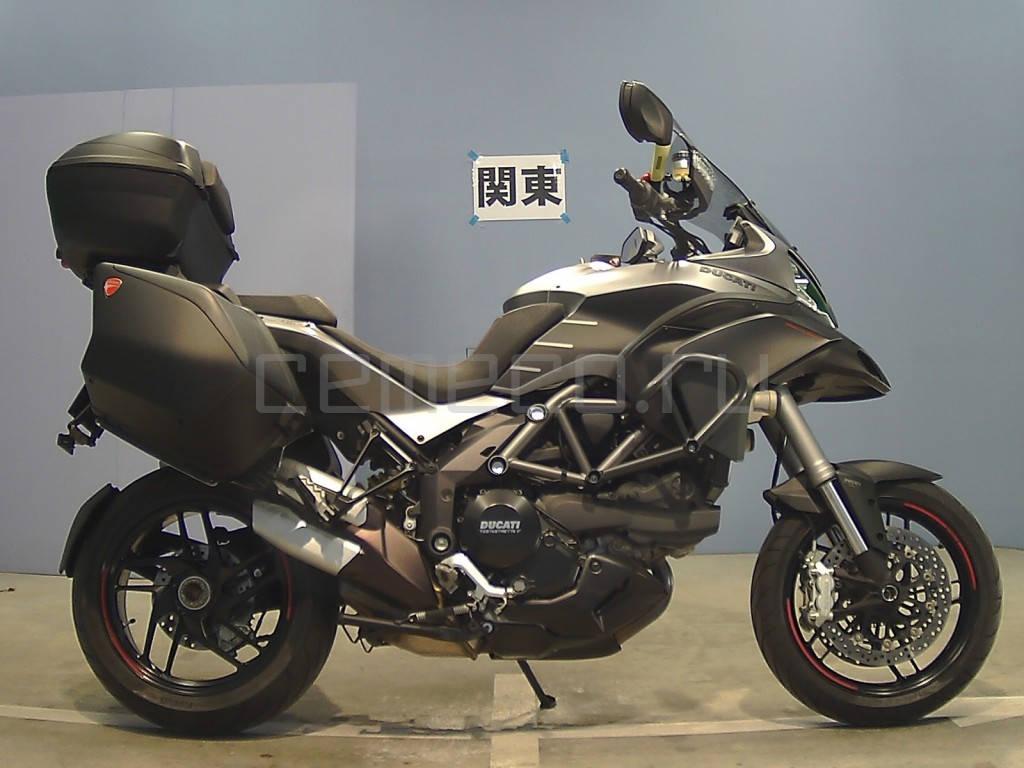 Ducati Multistrada 1200 S GT (1)