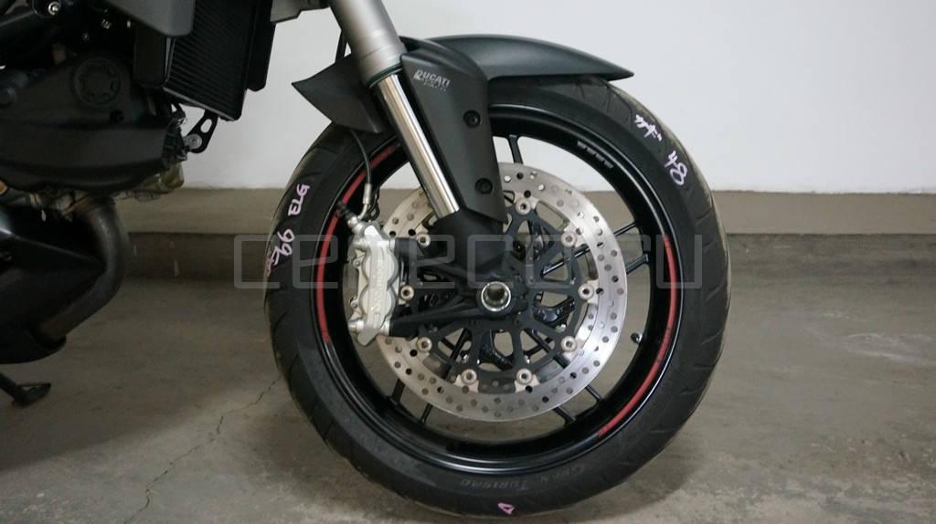 Ducati Multistrada 1200 GT (9)