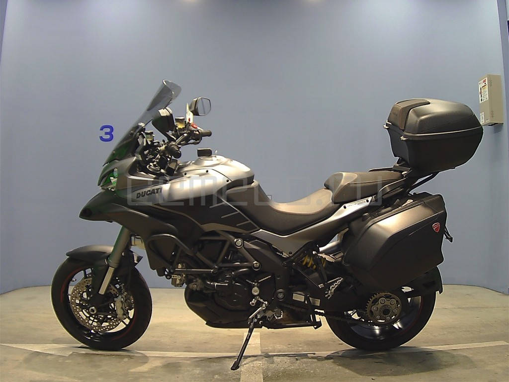 Ducati Multistrada 1200 S GT (2)