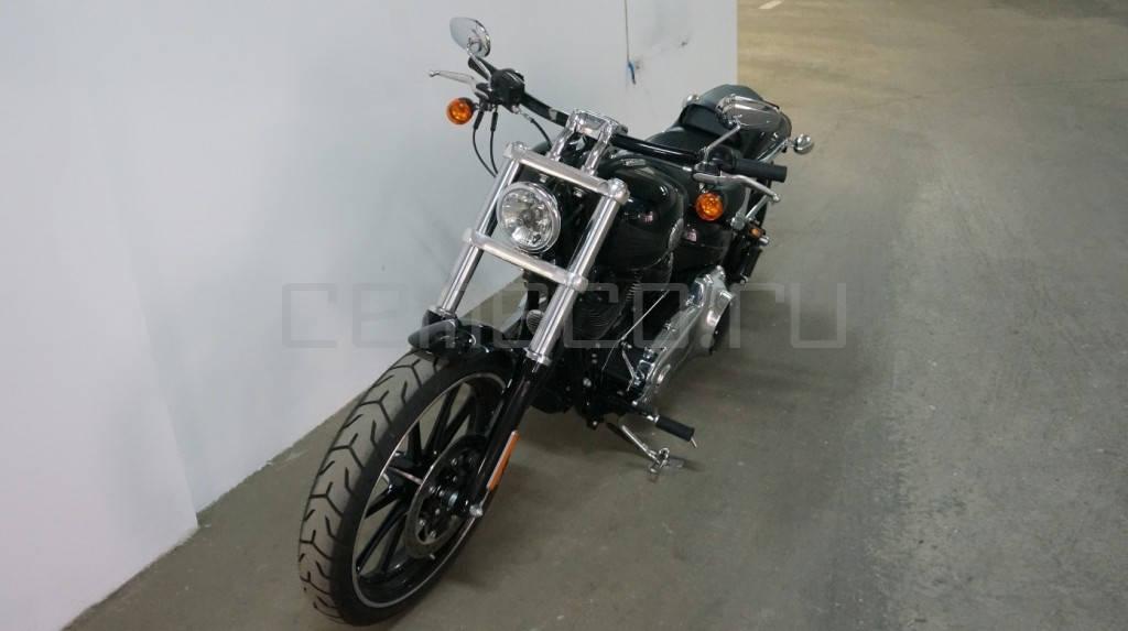 Harley-Davidson FXSB Softail Breakout (14)