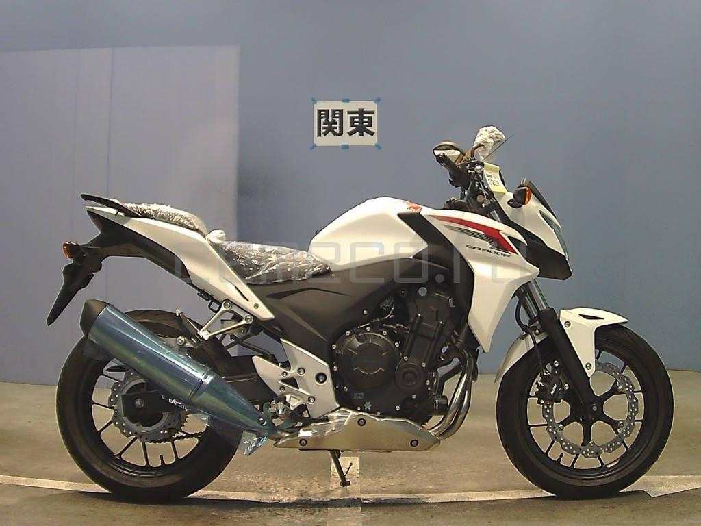 Honda cb 400 f 2014 новый (1)