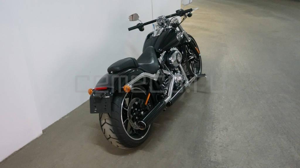 Harley-Davidson FXSB Softail Breakout (5)