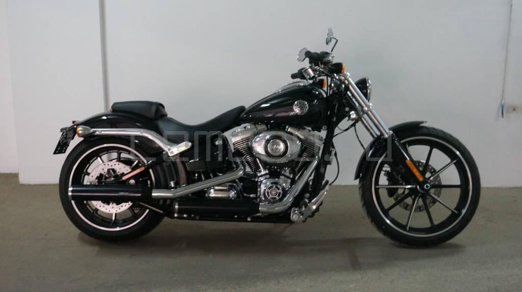 Harley-Davidson FXSB Softail Breakout (2)
