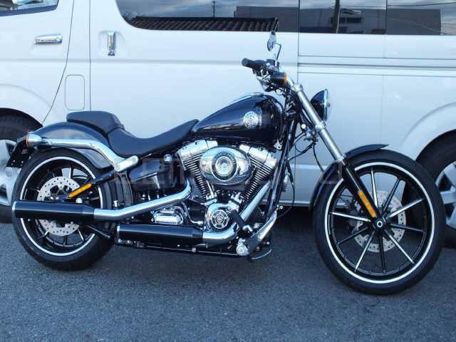 Harley-Davidson FXSB Softail Breakout (1)