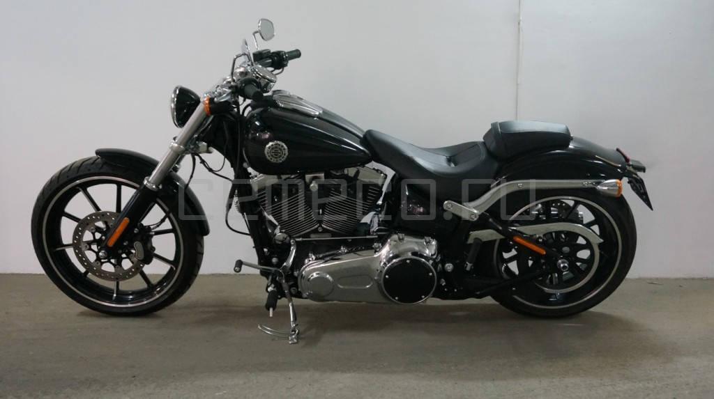 Harley-Davidson FXSB Softail Breakout (11)