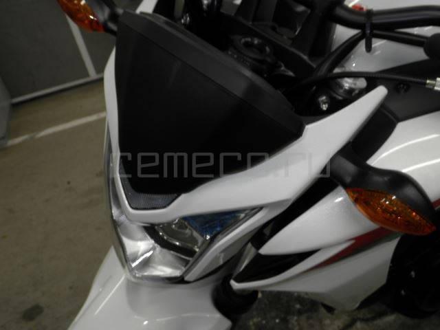 Honda cb 400 f 2014 новый (18)