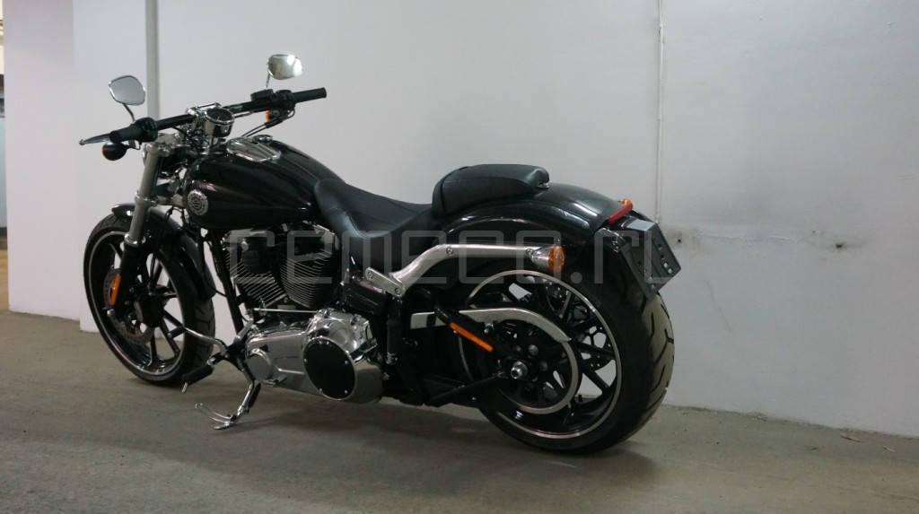 Harley-Davidson FXSB Softail Breakout (12)