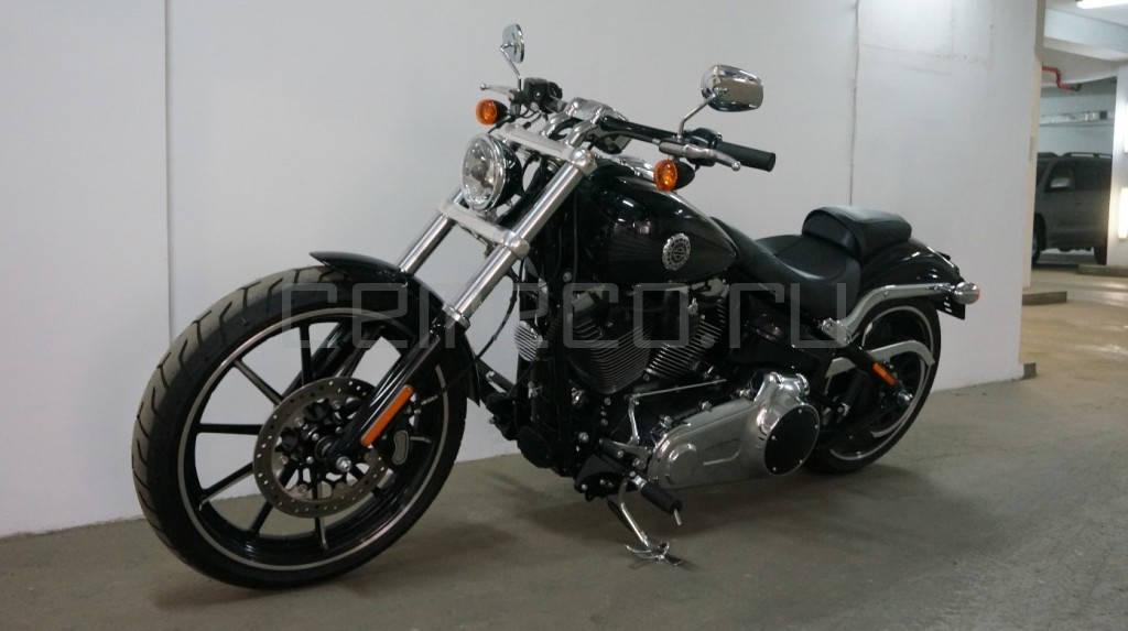 Harley-Davidson FXSB Softail Breakout (13)