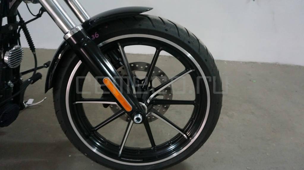 Harley-Davidson FXSB Softail Breakout (9)