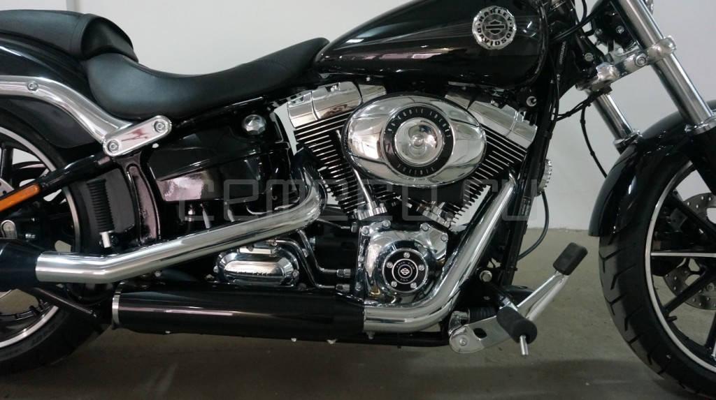 Harley-Davidson FXSB Softail Breakout (8)