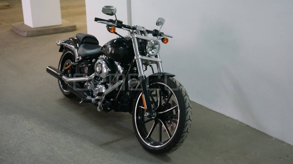 Harley-Davidson FXSB Softail Breakout (4)